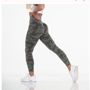 Nvgtn khaki camo leggings